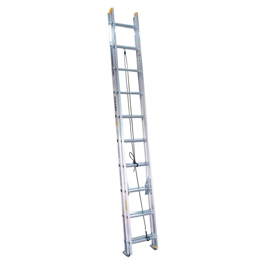 Escalera Extensible Recta de Aluminio Werner Modelo 3220 KMX