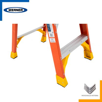 Escalera fibra de vidrio Modelo 6206