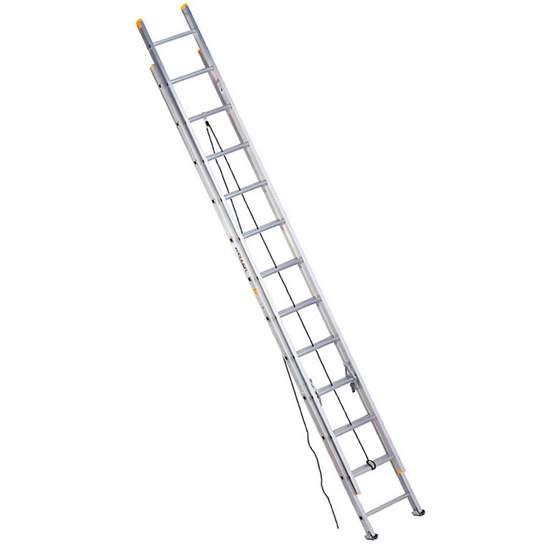 Escalera de Extensión de Aluminio Werner Modelo 3224KMX