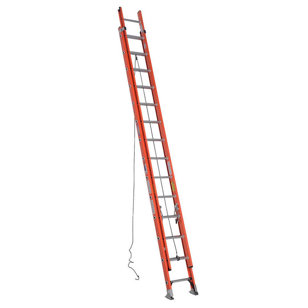 Escalera de Extensión de Fibra de Vidrio D6228-2MXX0103