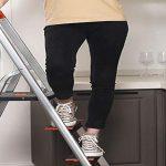 Tipos escaleras de aluminio plegables