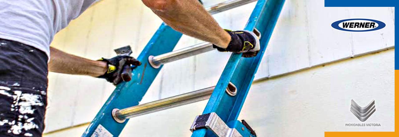 escaleras de fibra de vidrio